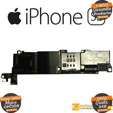 Placa Base Motherboard Apple iPhone SE 1723 32 GB Con Boton ID Negro Libre PR