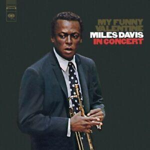 MILES DAVIS - MY FUNNY VALENTINE NEW CD