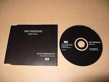Hot Chocolate Radio Promo Advance Listening cd I'll Put You Together Again cd