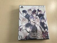 DIABOLIK LOVERS GRAND EDITION limited with drama CD- PS4 Japan