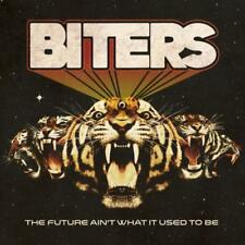 ** Biters - The Future Ain't What It Used To Be - Ltd Edition SIGNED LP - New **