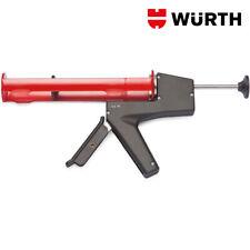 Pistola Silicone Professionale per Cartucce 310ml - WÜRTH 089100