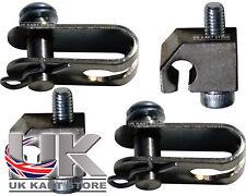 HONDA GX160 / GX200 Quick Release THROTTLE Kit X 2 UK KART Store