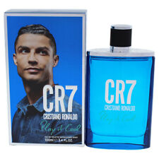 CR7 Play It Cool by Cristiano Ronaldo for Men - 3.4 oz EDT Spray