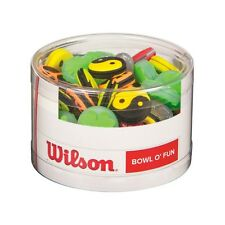 Wilson Bowl O Fun String Tennis Vibration Dampener 75 Pack