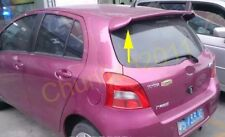 Factory Style Spoiler Wing ABS for 2006-2011 Toyota Yaris Hatchback 5dr pu