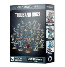 Warhammer 40K Start Collecting Thousand Suns; Factory Sealed Box Set
