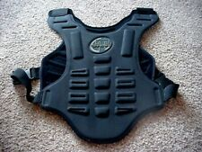 Tippmann Black Paintball~Airsoft Light Weight Padded Chest Protector Vest 1 Size