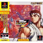 Used PS ONE CAPCOM STREET FIGHTER ZERO 3 SONY PLAYSTATION JAPAN IMPORT