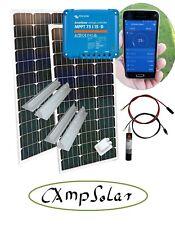Victron Smartsolar MPPT Solaranlage 200 Watt Solarmodul Wohnmobil Set campsolar