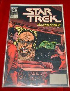1989 Dc Comics Star Trek The Sentence #2  in org bag