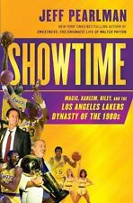 Showtime : Magic, Kareem, Riley, and the Los Angeles Lakers Dynasty of the 1980s