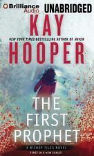 Bishop Files: The First Prophet 1 by Kay Hooper (2013, CD, Unabridged)