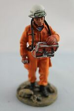 Del Prado Zinnfigur, Tokyo Rescue Task Force Fire fighter, 2002