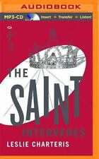 The Saint Intervenes (MP3)