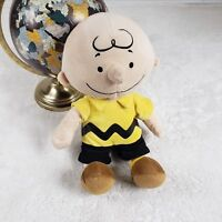 Charlie Brown Plushie Stuffed Animal Beanie Collector