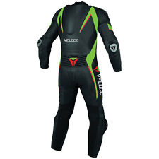 New VELOCE Moto B517 Motorbike/Motorcycle Racing Leather Suit -One Piece Suit
