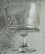 Police memorabilia, Greater Manchester Police Federation, inscribed crystal bowl