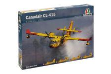 Italeri Canadair cl-415 Hidroavión aircraft 1:72 kit construcción modelo Art