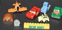 REDUCED Duplo Disney Pixar Cars & Plane Vehicles Excellent Condition
