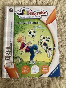 tiptoi® Leserabe Der neue Fußball von Dietl, Erhard | Buch | Zustand gut