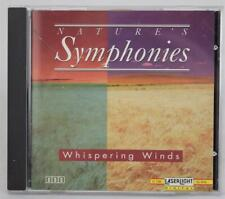 Laserlight Nature's Symphonies Whispering Winds CD MINT