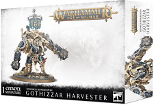 WARHAMMER AGE OF SIGMAR - OSSIARCH BONEREAPERS GOTHIZZAR HARVESTER