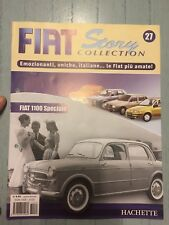 """Fiat Story Collection """" Fiat 1100 Special """" Hachette File"""