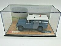 Boxed Corgi Land Rover (LWB) series 1 RAC livery  V.G.C Sealed in unopened box