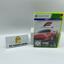 Forza Motorsport 4 - Game of The Year Xbox 360 Spiel - OVP + Booklet | SEHR GUT