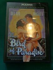 Bird of Paradise 2012 DVD Dolores Del Rio Joel McCrea 1932 Film