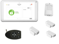 Qolsys/w Alarm.com Interactive Monitoring security package