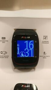 Polar m430 orologio GPS cardiofrequenzimetro Black  perfetto