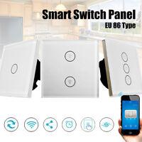 WIFI Smart WIFI Sans Fil Interrupteur Commutateur Panneau Pour Alexa/Google Home