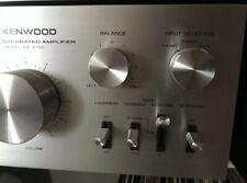 amplificatore stereo vintage Kenwood Ka 5700+ Tuner