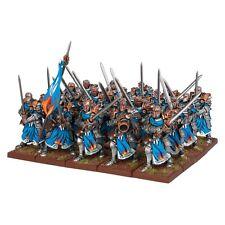 Basilean Paladins Regiment (20) -- Kings of War -- Mantic Games