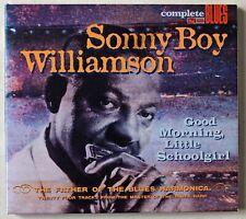 THE ORIG. SONNY BOY WILLIAMSON / GOOD MORNING LITTLE SCHOOL GIRL / SNAPPER 2004