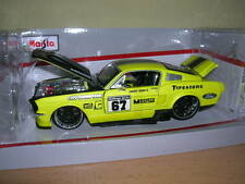 Maisto1967 Ford Mustang GT Custom Shop, 1:24 Dragster Custom Car
