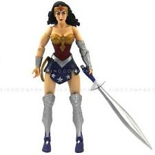 "DC Comics Wonder Woman NEW 52 Justice League Statue 6.0"" Action Figure Toy Gift"