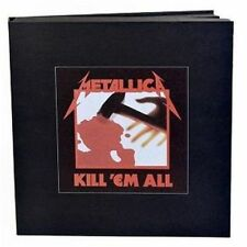 Metallica Remastered Vinyl Music Records