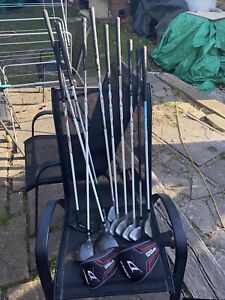 Full Set Of Junior Golf Clubs RH
