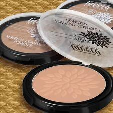 Lavera Mineral Compact Powder 05 Almond 7g, Kompakt-Puder Naturkosmetik bio dark