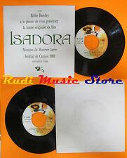 LP 45 7'' MAURICE JARRE Isadora Symphony no 2 france BARCLAY 71356 cd mc dvd