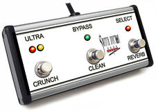 Peavey Ultra (all models) footswitch by Switch Doctor