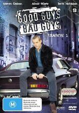 Good Guys, Bad Guys : Season 1 (DVD, 2007, 4-Disc Set)