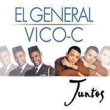 General / Vico C : Juntos Latin Pop/Rock 1 Disc Cd
