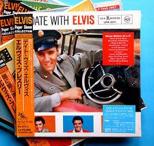 Elvis Presley , A Date With Elvis  ( CD_Paper Sleeve_Japan )