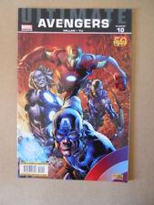 ULTIMATE COMICS : AVENGERS n°10 2011 Panini Marvel   [G806]
