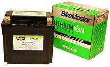 New Lithium Battery BikeMaster Husqvarna TE610 Aprilia Mana 850 SL1000 Falco RSV