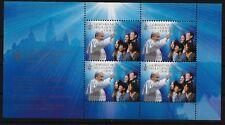 2016 Vaticano FRANCESCO Foglietti G.M.G. Cracovia di 4 francobolli MNH**